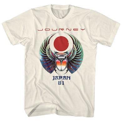 Journey T-Shirt | Japan Escape Tour '81 Journey Shirt (Reissue)