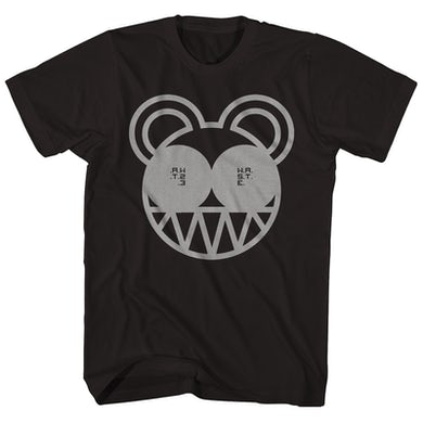 Radiohead T-Shirt | Kid A Bear Art Radiohead Shirt