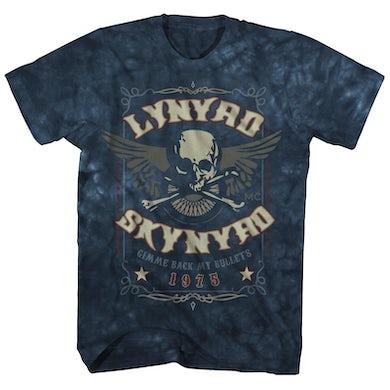 Lynyrd Skynyrd T-Shirt | Gimme Back My Bullets Tie Dye Lynyrd Skynyrd Shirt