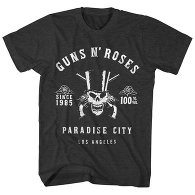 Guns N' Roses T-Shirt | Paradise City Guns N' Roses Shirt