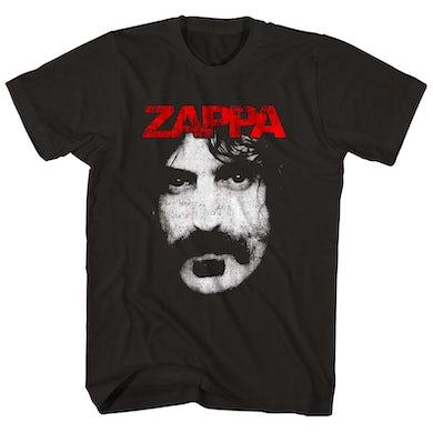 T-Shirt | Portrait Frank Zappa Shirt