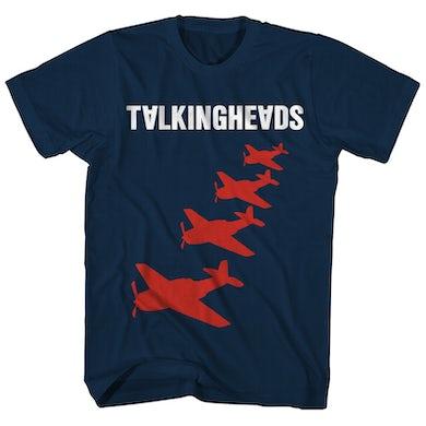 Talking Heads T-Shirt | Remain In Light Planes Art Talking Heads Shirt