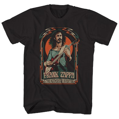 Frank Zappa T-Shirt | The Mothers Of Invention Frank Zappa Shirt