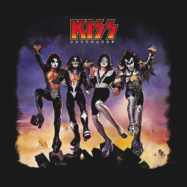 Kiss T-Shirt | Destroyer Album Art KISS T-Shirt