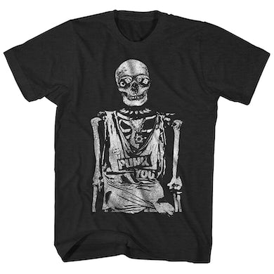 CBGB T-Shirt | Punk You Skeleton CBGB Shirt