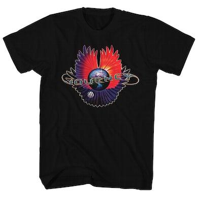 Journey T-Shirt   Official Logo Journey Shirt