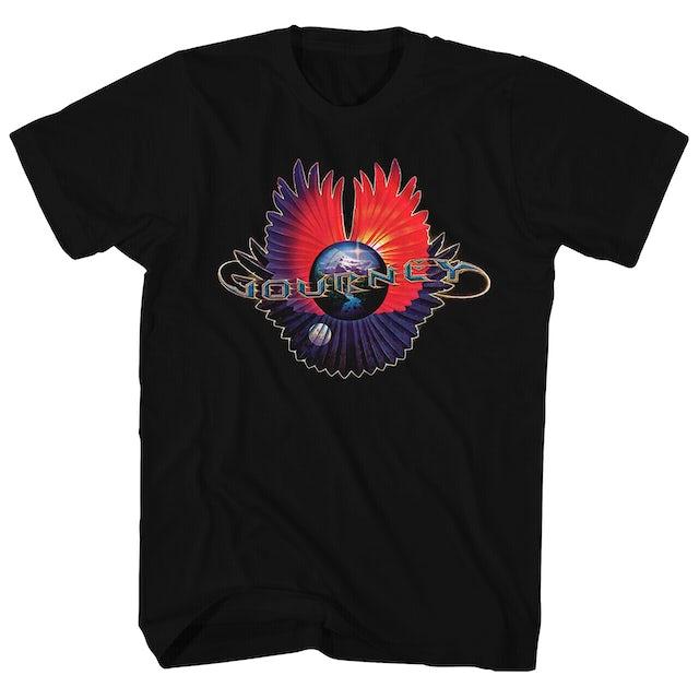 Journey T-Shirt | Official Logo Journey T-Shirt