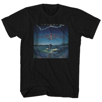 Journey T-Shirt | Raised On Radio Album Art Journey T-Shirt