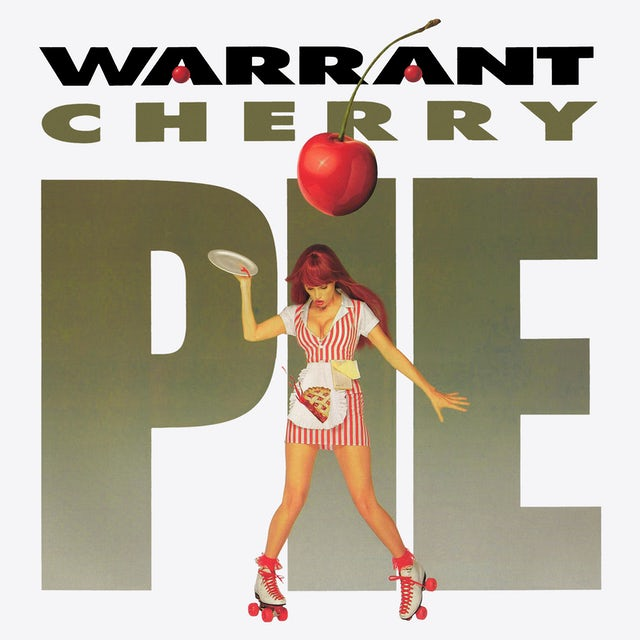 Warrant T-Shirt | Cherry Pie Hostess Warrant T-Shirt