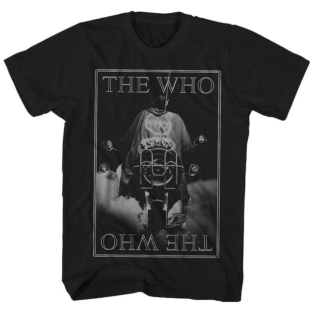 The Who T-Shirt | Quadrophenia Album Art The Who T-Shirt