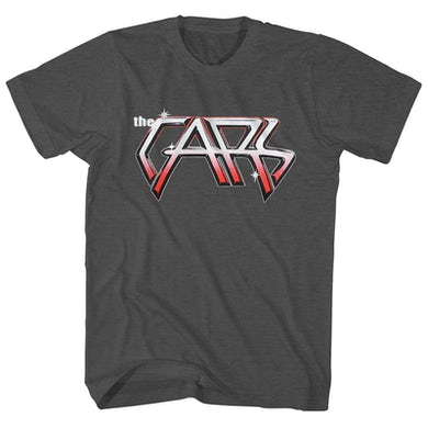 T-Shirt | Official Logo The Cars Shirt