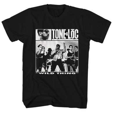 T-Shirt | Wild Thing Tone Loc Shirt