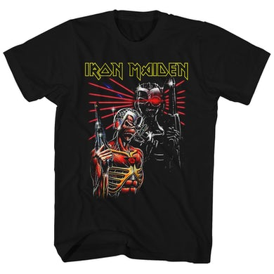 Iron Maiden T-Shirt | Terminate Iron Maiden Shirt