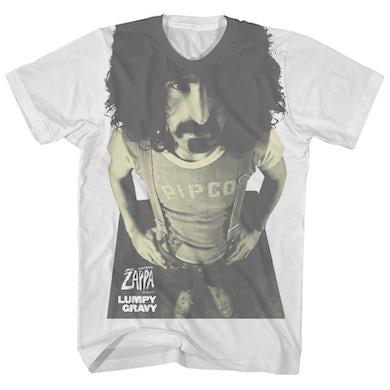 T-Shirt | Lumpy Gravy Album Art Frank Zappa T-Shirt