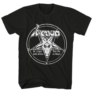 In League With Satan T-Shirt