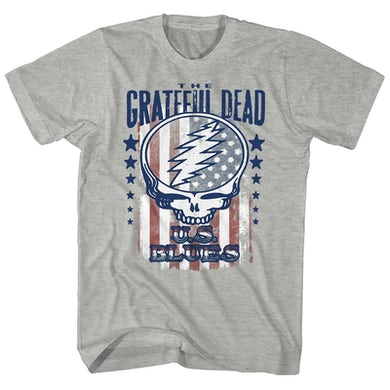 Grateful Dead T-Shirt | U.S. Blues Grateful Dead T-Shirt (Reissue)
