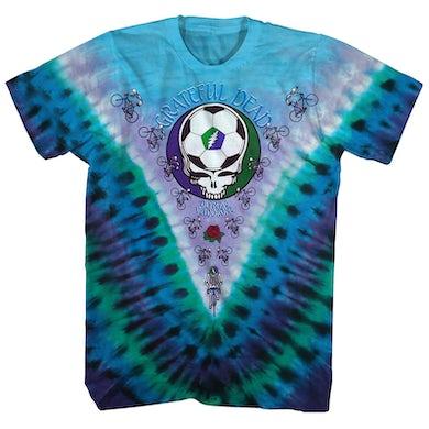 Grateful Dead T-Shirt | Cal State Concert Tie Dye Grateful Dead Shirt (Reissue)