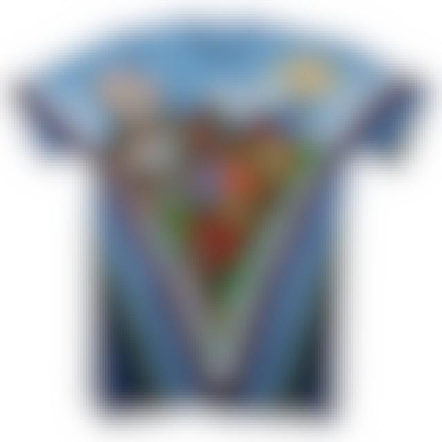 Grateful Dead T-Shirt | Grateful Dead Railroad Tie Dye Grateful Dead T-Shirt
