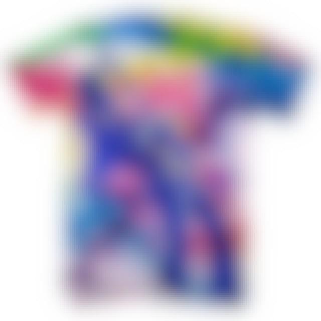 Jimi Hendrix T-Shirt | Electric Tie Dye Jimi Hendrix T-Shirt