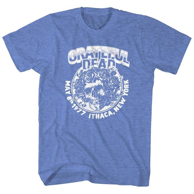 Grateful Dead T-Shirt | Ithaca '77 Concert Grateful Dead T-Shirt (Reissue)