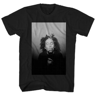 Smoking Portrait T-Shirt