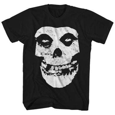 The Misfits T-Shirt | Official Ghoul Skull Misfits Shirt