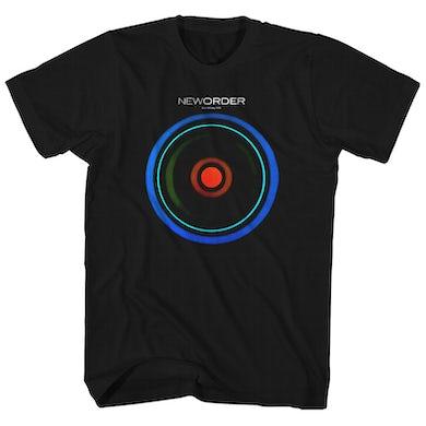New Order T-Shirt | Blue Monday Art New Order Shirt