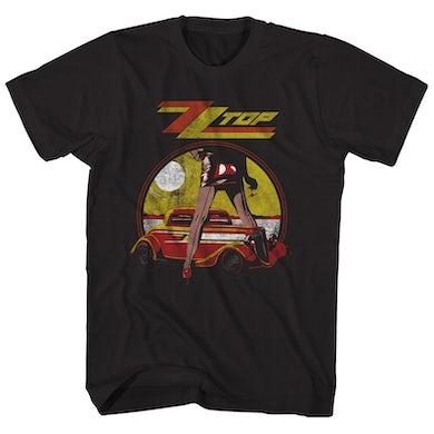 ZZ Top T-Shirt | She's Got Legs ZZ Top Shirt