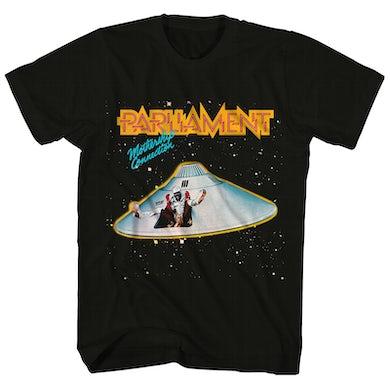 Parliament T-Shirt | Mothership Connection Album Art Parliament Shirt