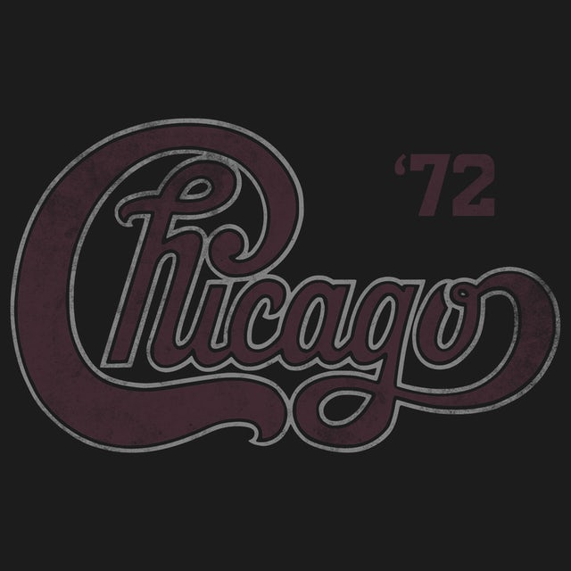 Chicago T-Shirt | World Tour '72 Chicago Shirt (Reissue)