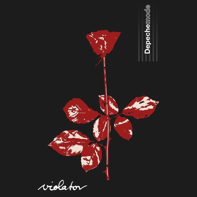 Depeche Mode T-Shirt | Violator Album Art Depeche Mode Shirt