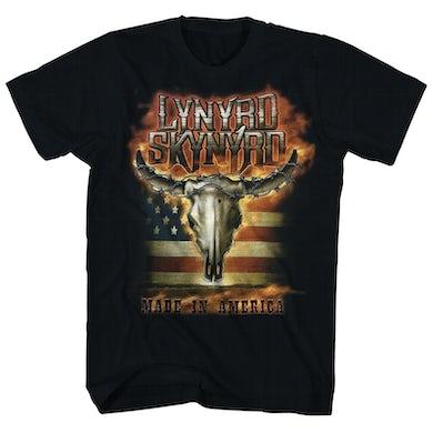 Lynyrd Skynyrd T-Shirt | Made In America Lynyrd Skynyrd Shirt