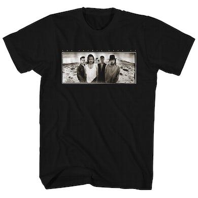 U2 T-Shirt | Joshua Tree Europe Tour '87 US U2 Shirt (Reissue)