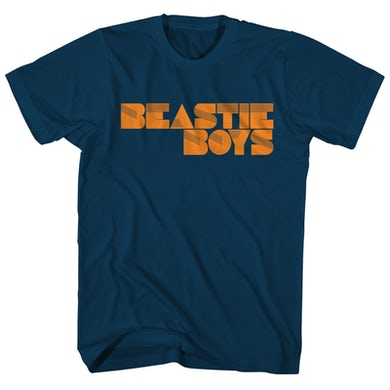 Beastie Boys T-Shirt | 5 Boroughs Fader Logo Beastie Boys Shirt