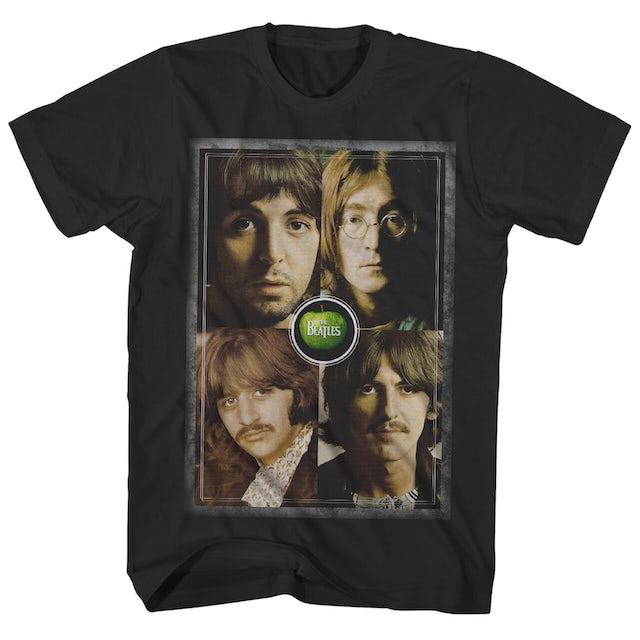 The Beatles T-Shirt | White Album Portraits The Beatles Shirt