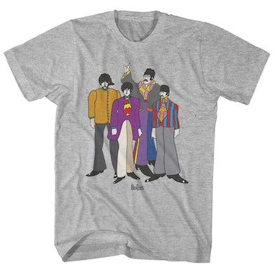 The Beatles T-Shirt | Yellow Submarine The Beatles T-Shirt