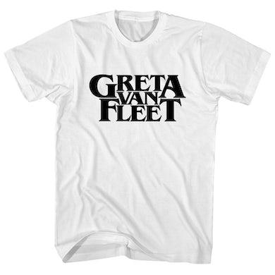 Greta Van Fleet T-Shirt | Official Band Logo Greta Van Fleet Shirt