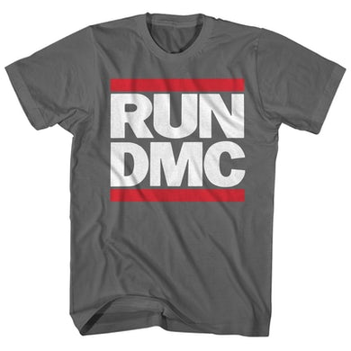 Run DMC T-Shirt | Classic Box Logo Run DMC Shirt