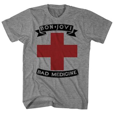 Bon Jovi T-Shirt | Bad Medicine Bon Jovi T-Shirt