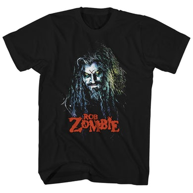 Rob Zombie T-Shirt | Hell Billie Album Art Rob Zombie Shirt