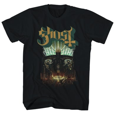 Ghost T-Shirt | Meliora Album Art Ghost Shirt