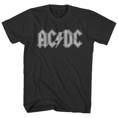 AC/DC T-Shirt | Classic Voltage Logo AC/DC Shirt