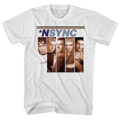 *NSYNC T-Shirt | Box Group Photo NSYNC Shirt