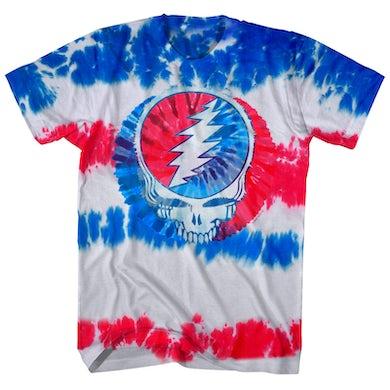 Grateful Dead T-Shirt | American SYF Tie Dye Grateful Dead Shirt