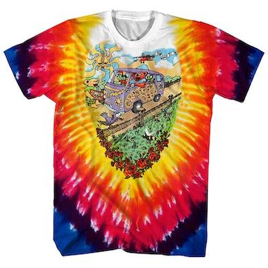 Grateful Dead T-Shirt | Summer Tour '94 Tie Dye Grateful Dead Shirt (Reissue)