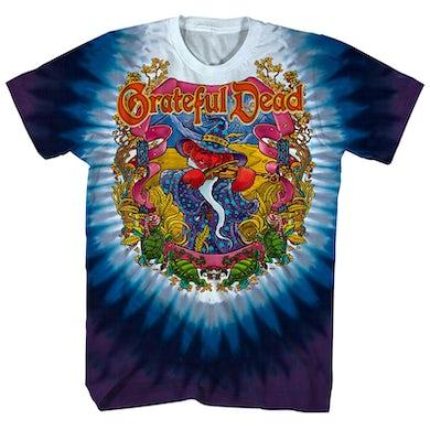 Grateful Dead T-Shirt | Terrapin Moon Tie Dye Shirt