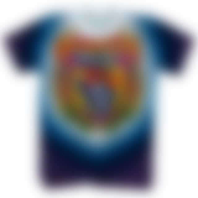 Grateful Dead T-Shirt | Terrapin Moon Tie Dye Shirt