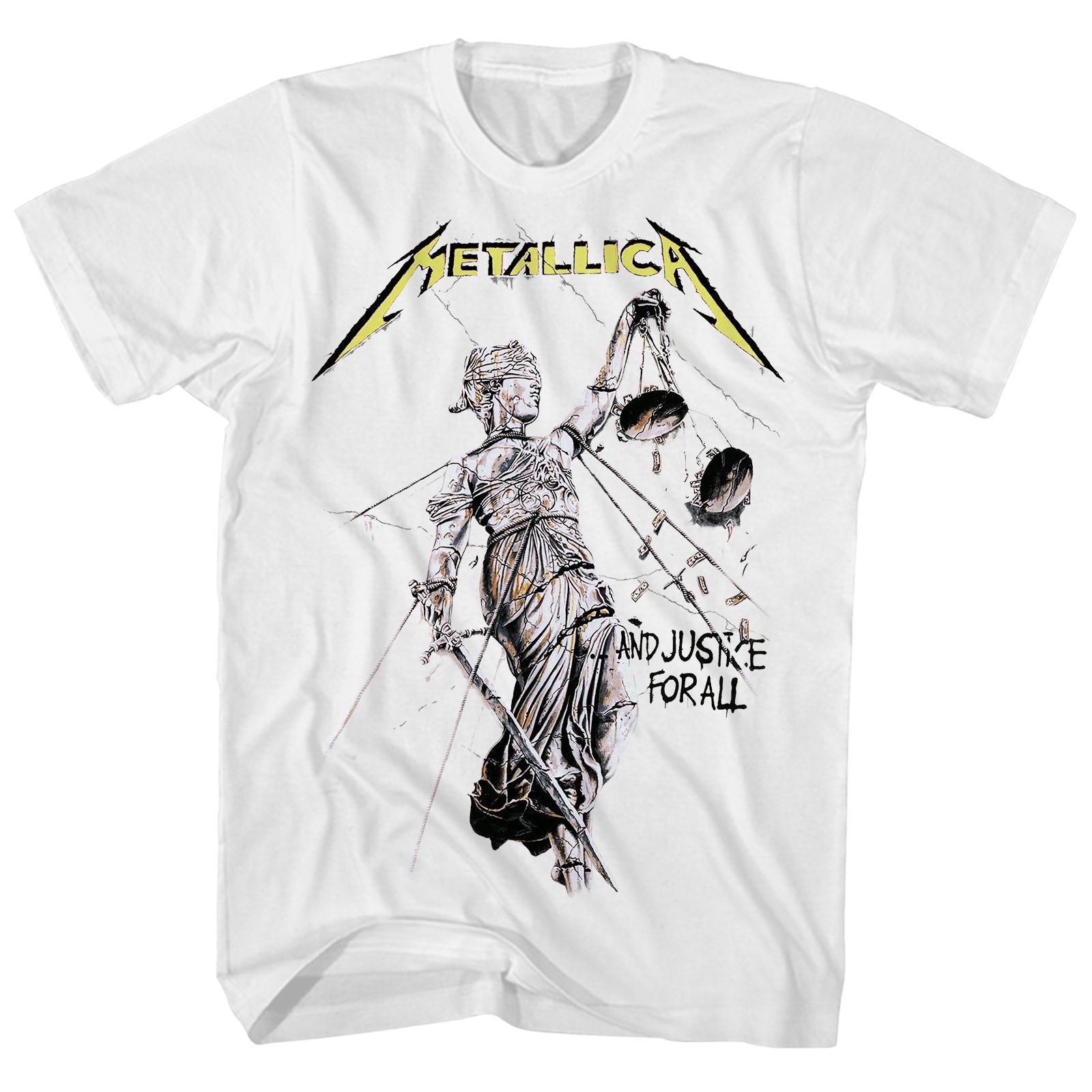 METALLICA T-Shirt Double Skulls Womens  Live In Concert /'92 Tee New Authentic