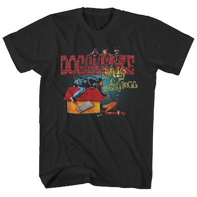Snoop Dogg T-Shirt   Doggystyle Album Art Snoop Dogg Shirt