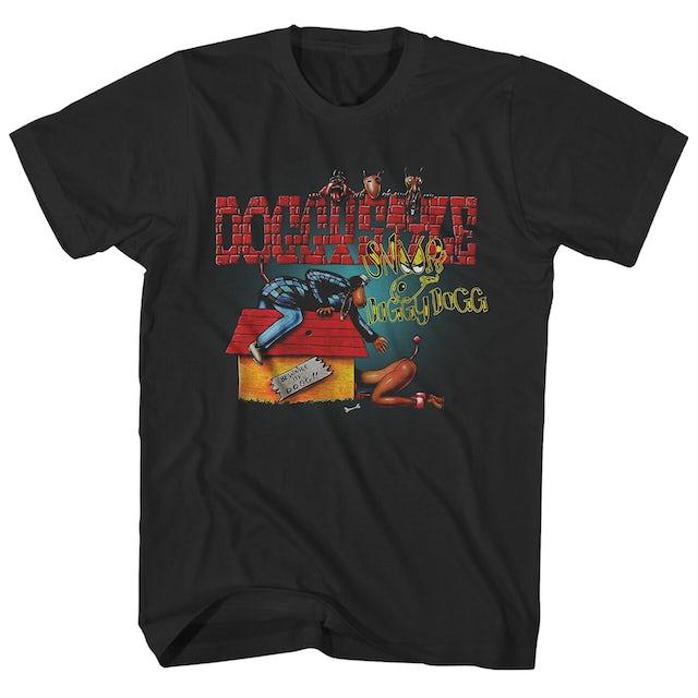 Snoop Dogg T-Shirt | Doggystyle Album Art Snoop Dogg Shirt
